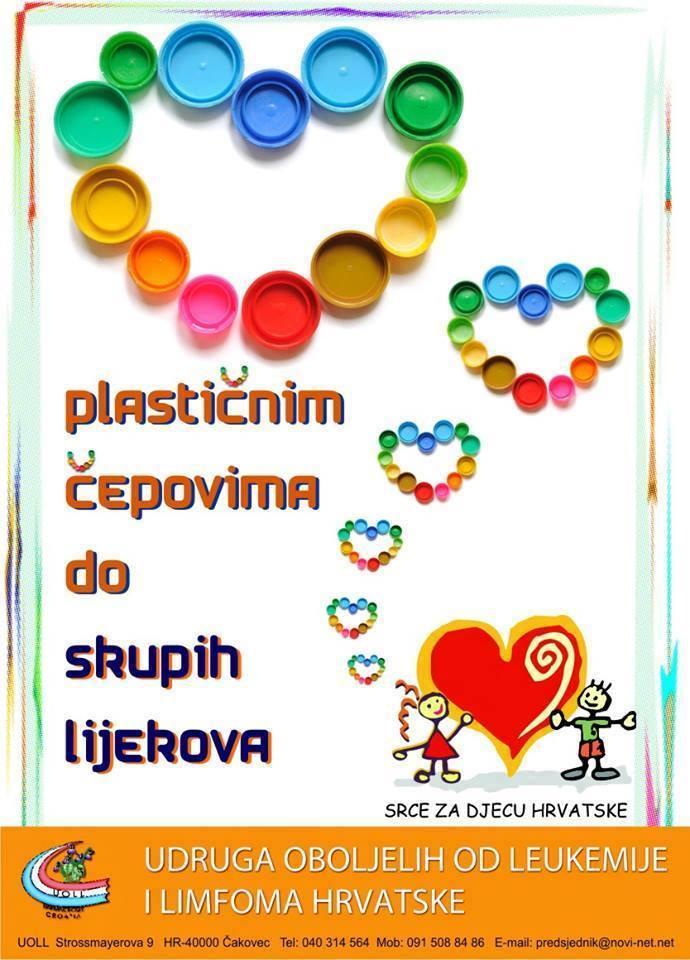 Plastičnim čepovima do skupih lijekova