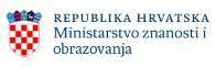 Ministarstvo znanosti i obrazovanja Republike Hrvatske
